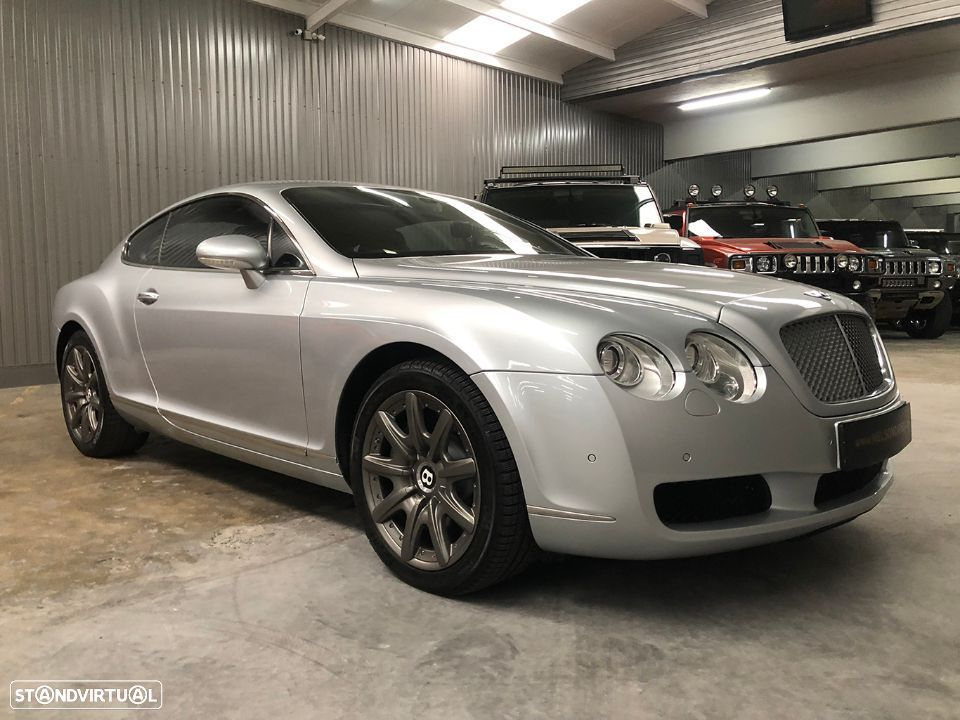 Bentley Continental GT 6.0L W12 - 10
