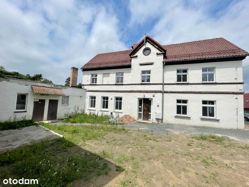 Duży dom pod inwestycje