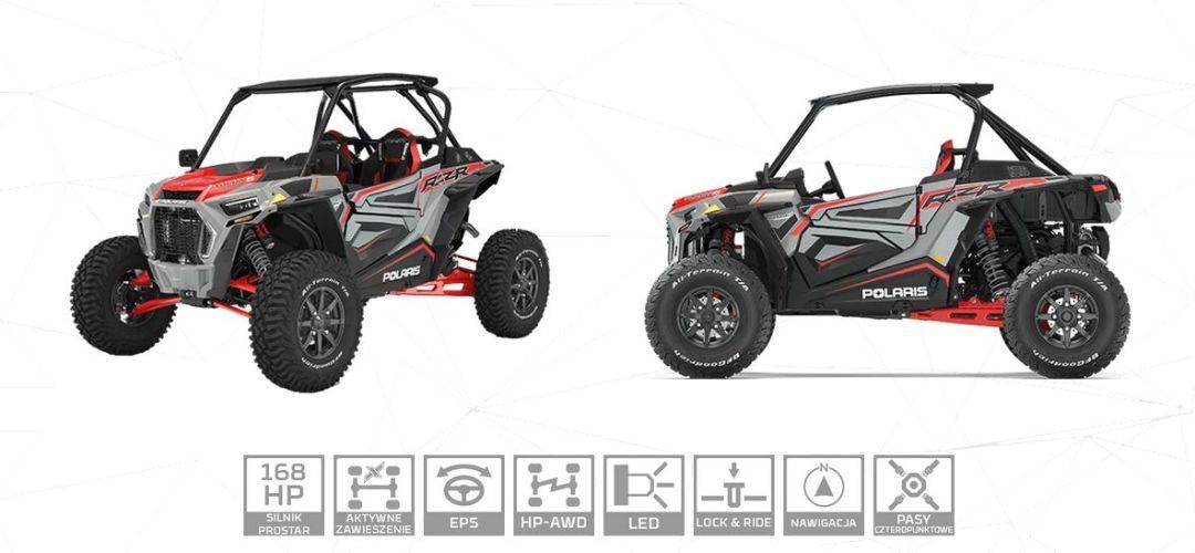 Polaris Ranger RZR S Polaris Rzr XP TURBO S - 1