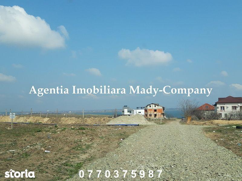 Teren 1000mp intravilan de vanzare in Constanta, zona Palazu mare