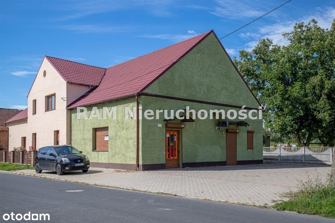 Lokal użytkowy, 92 m², Łagoszów Wielki