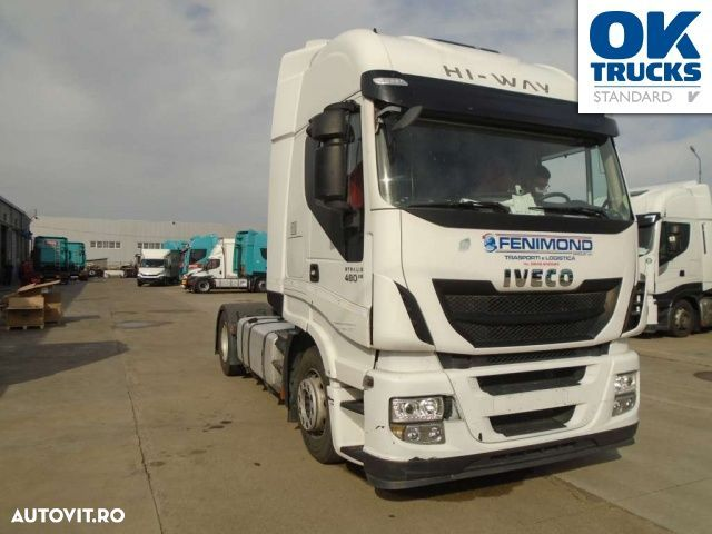 Iveco STRALIS AS440S48T/P - 4