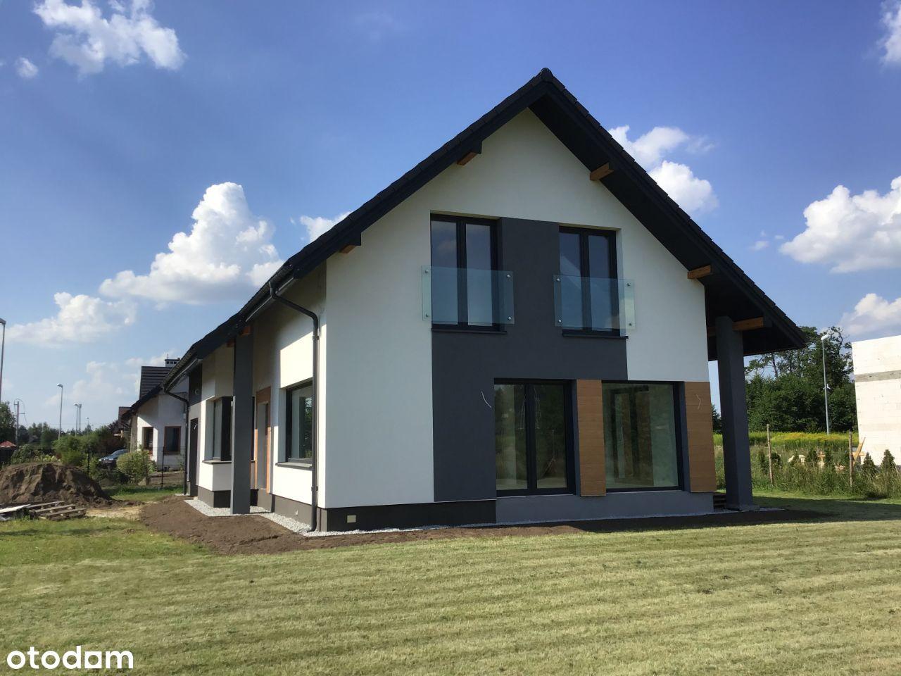 Sprzedam nowy dom w Jaktorowie (woj. mazowieckie)