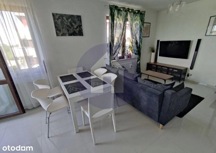 81,40 m2/ 3 pokoje + duży taras + balkon / Klecina
