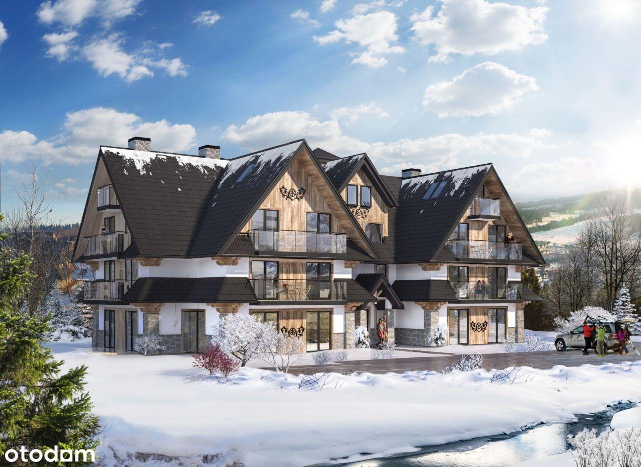 Ustawny Apartament Białka Ski Apartments A.2.16