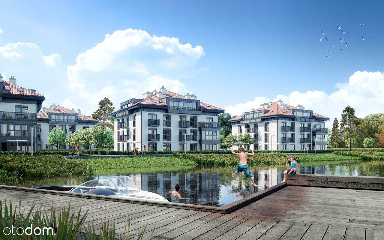 Nowy apartament Półwysep Dziwnów A1.8