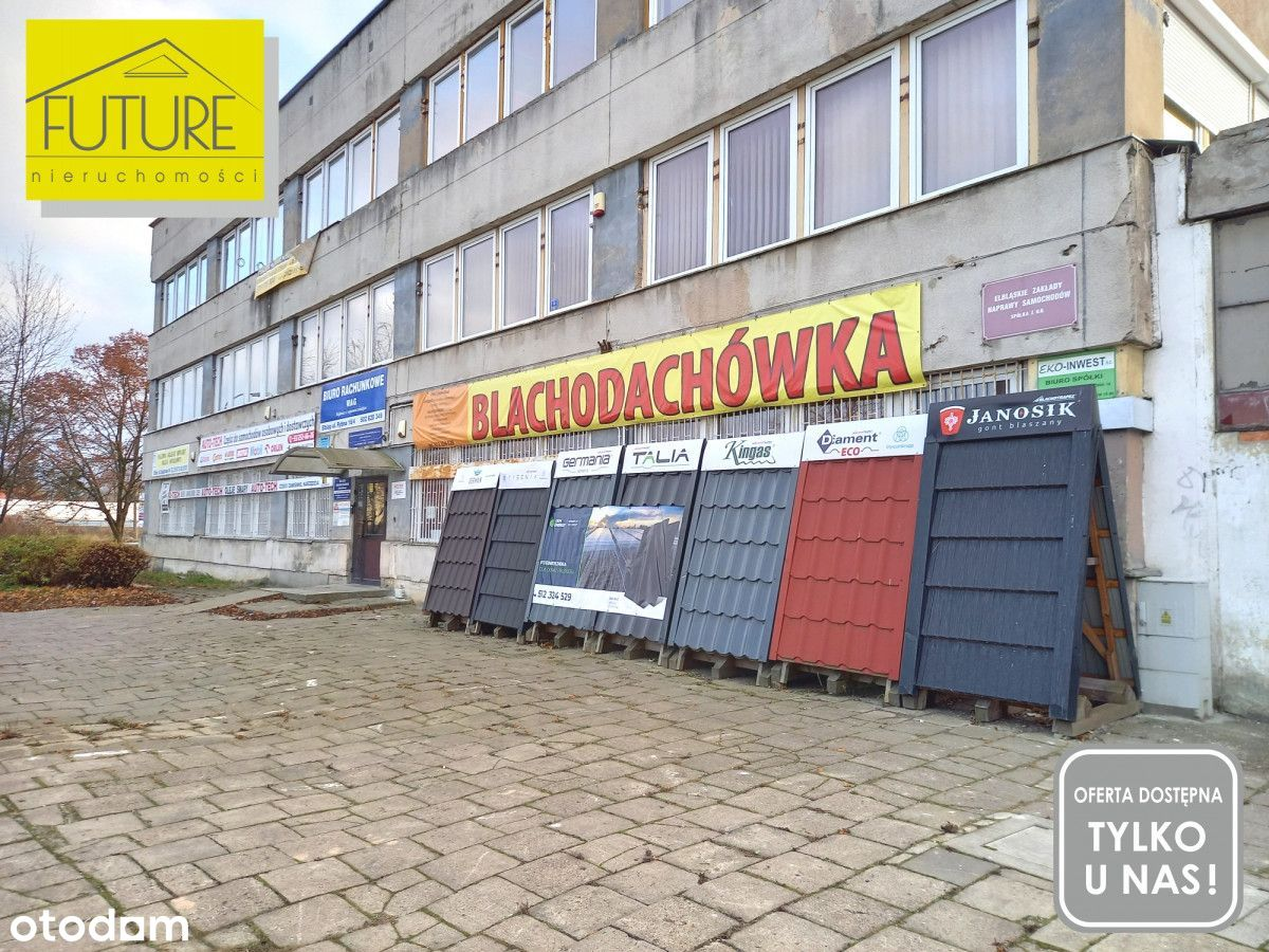 Lokal handlowy 143,15 M ul. Rybna