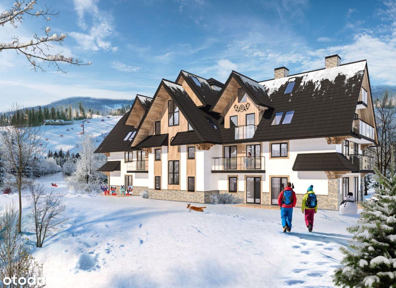 Wygodny Apartament Białka Ski Apartments A.0.3