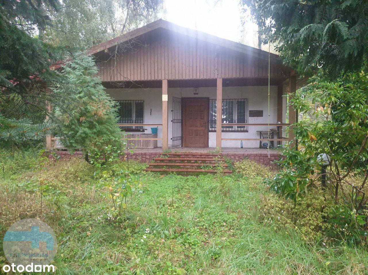 Dom w miejscowości Zalesie, dostępny od zaraz