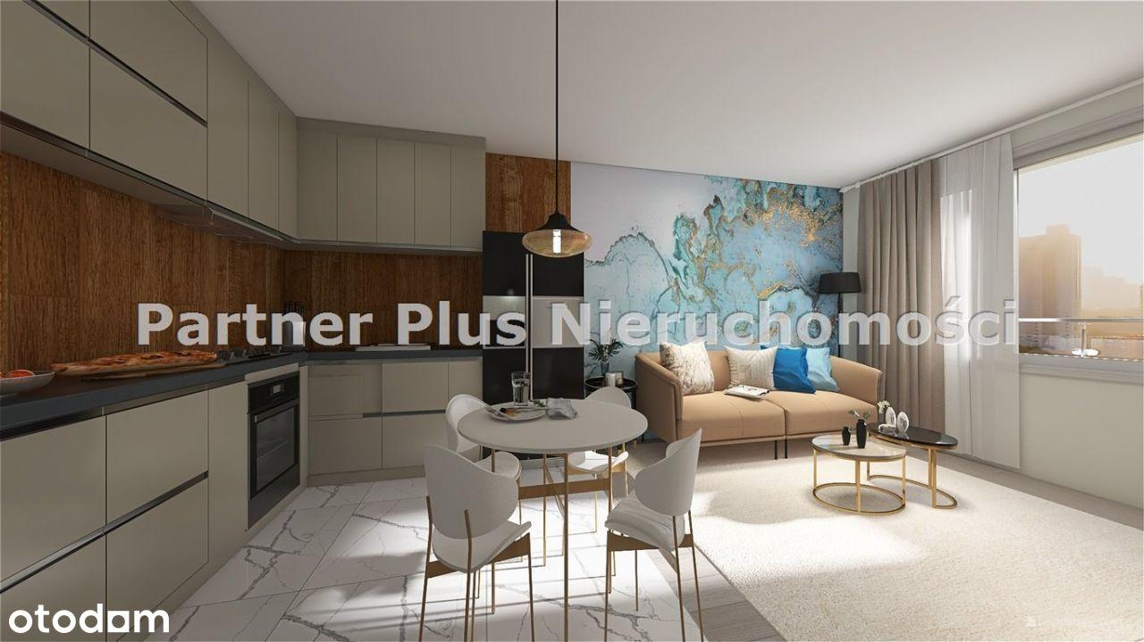 Mieszkanie, 44,57 m², Jastrzębie-Zdrój