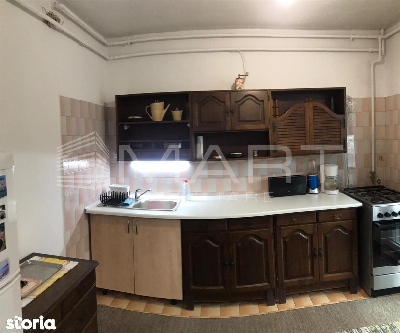 Apartament de 3 camere cu PARCARE PRIVATA, zona Grigorescu