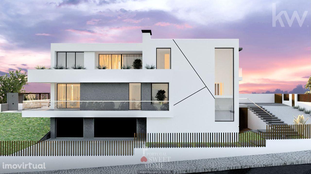 Oeiras Golf & Residence, Lote de Terreno (1251 m2) c/Projeto Aprovado