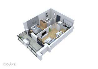 Mieszkanie 2-pokojowe z ogródkiem!