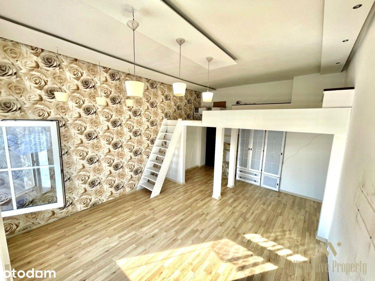 Mieszkanie 45 m2, Ostrów Tumski