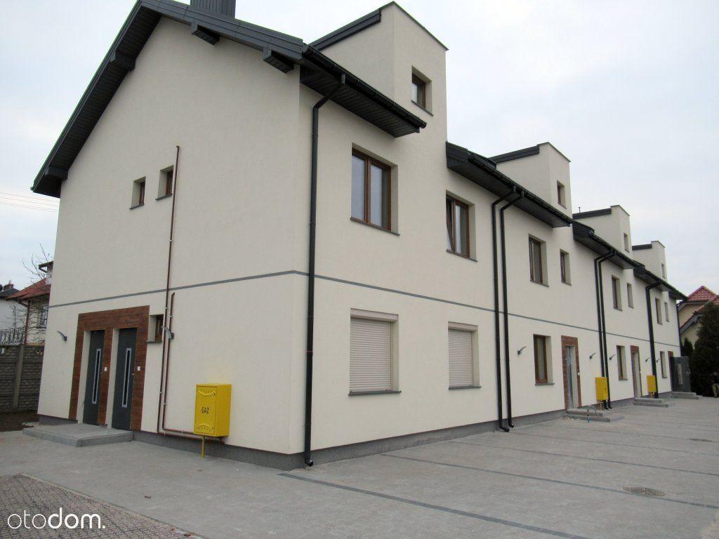 Kobyłka 62 m2, 3-pok. nowe, parking, ogródek 37 m2
