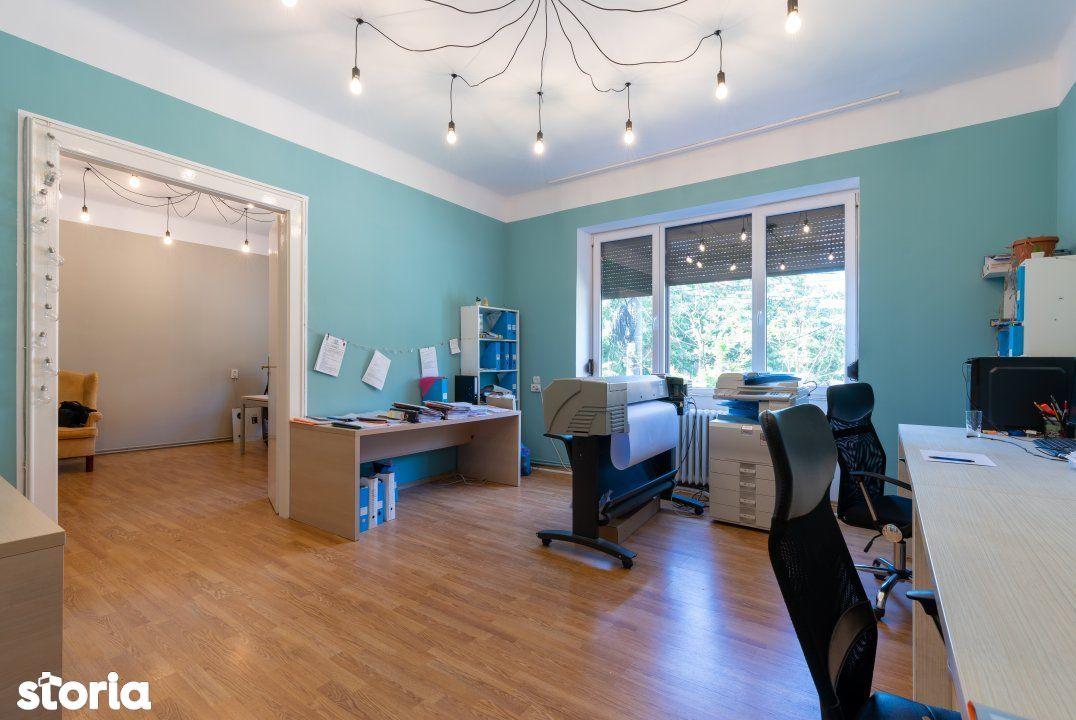 Oportunitate!Spatiu birouri impecabil! zona Balcescu!