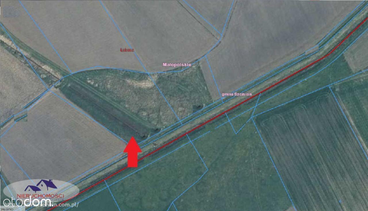 Działka, 3 000 m², Lubasz