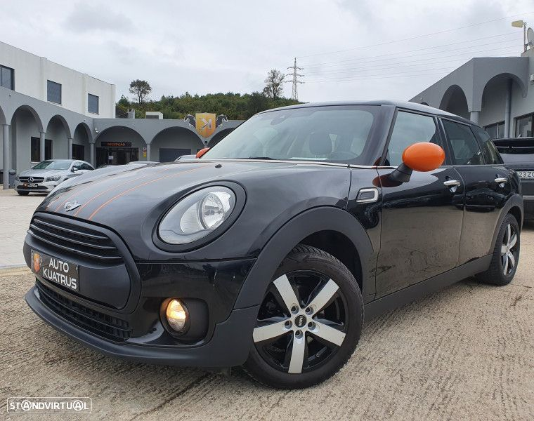 MINI Clubman ver-one-d-sport-edition - 1