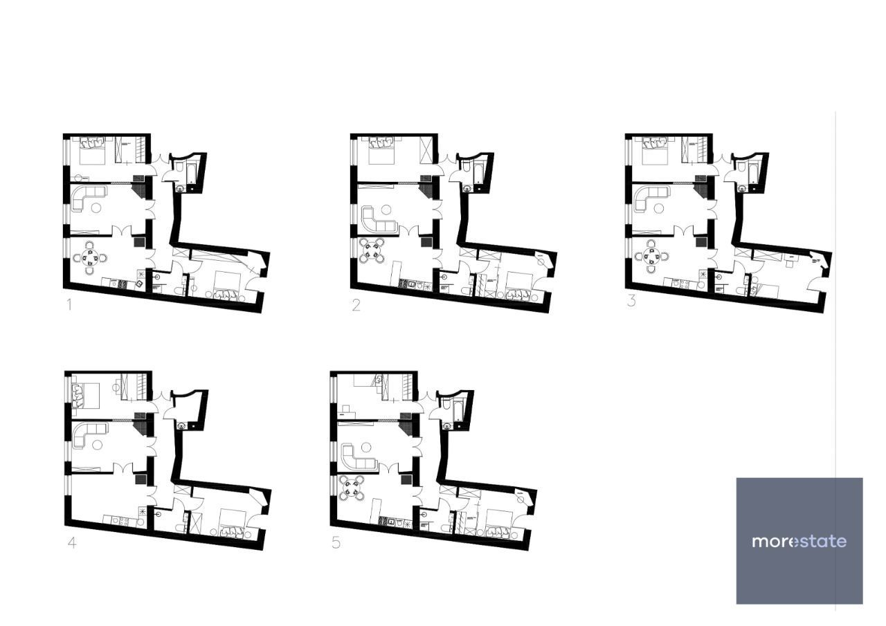 4 Pokojowe mieszkanie PREMIUM - 92m2   ul. Długa