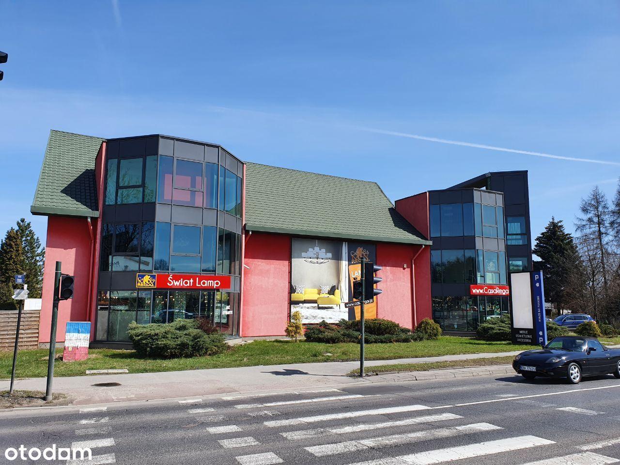 Wynajmę lokal handlowy Kraków ul. Pasternik