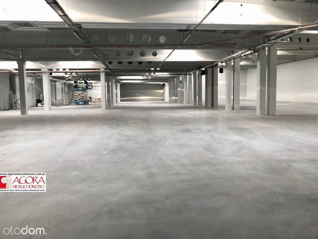 Rybitwy Hala Produkcja Magazyn ok. 2440 m2,