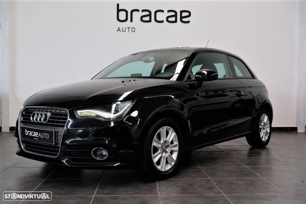 Audi A1 1.2 TFSi Attraction - 17