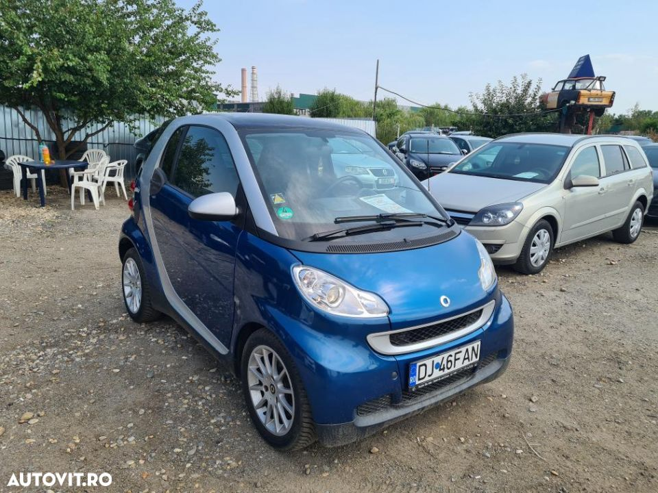 Smart Fortwo coupe - 1