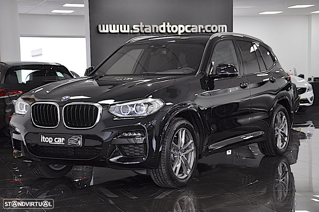BMW X3 20 d xDrive Pack M - 1