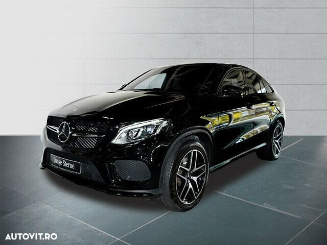 Mercedes-Benz GLE Coupe 43 - 9