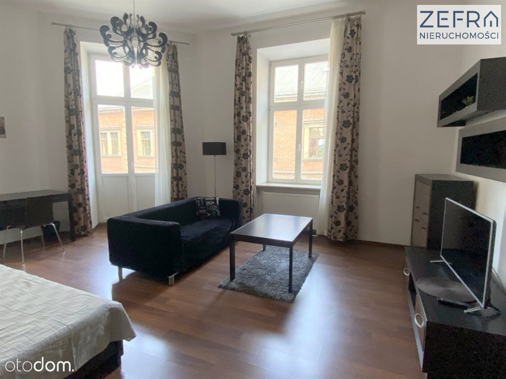 Jasne 50 m2 z balkonem*Krupnicza*Stare Miasto