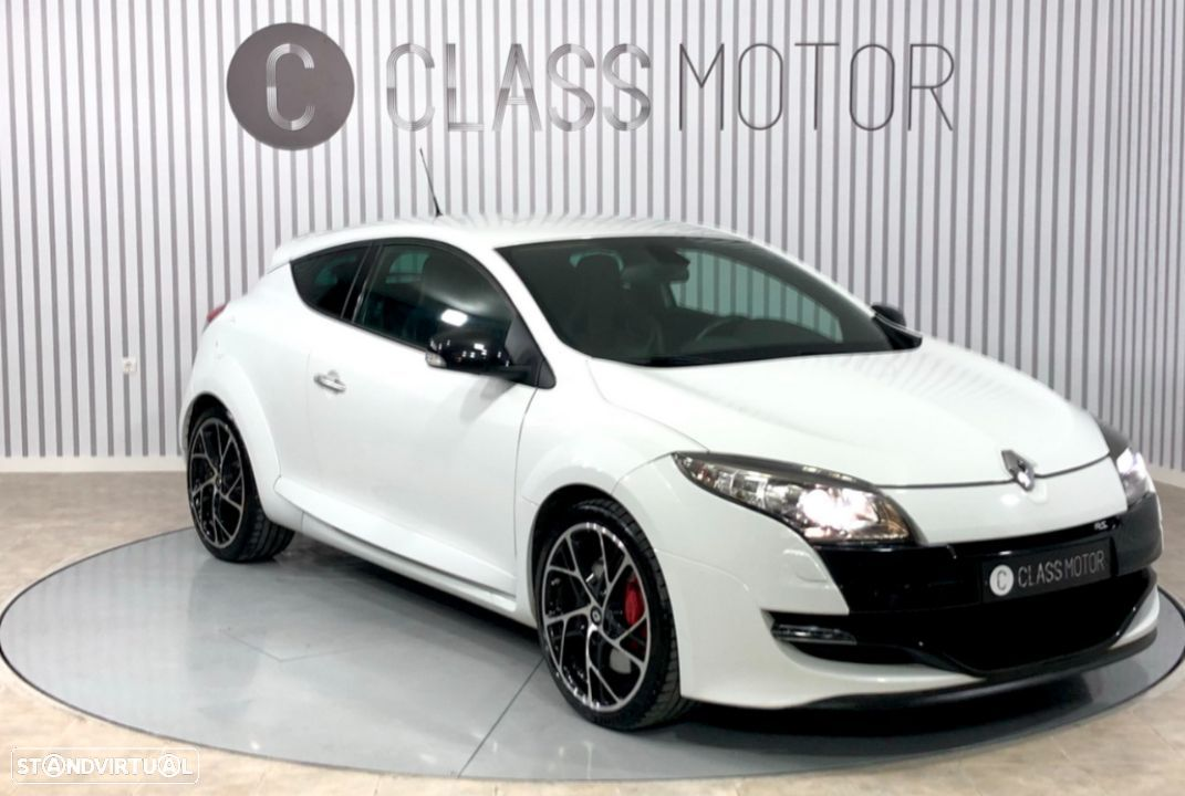 Renault Mégane Coupe 2.0 T 16V RS - 3