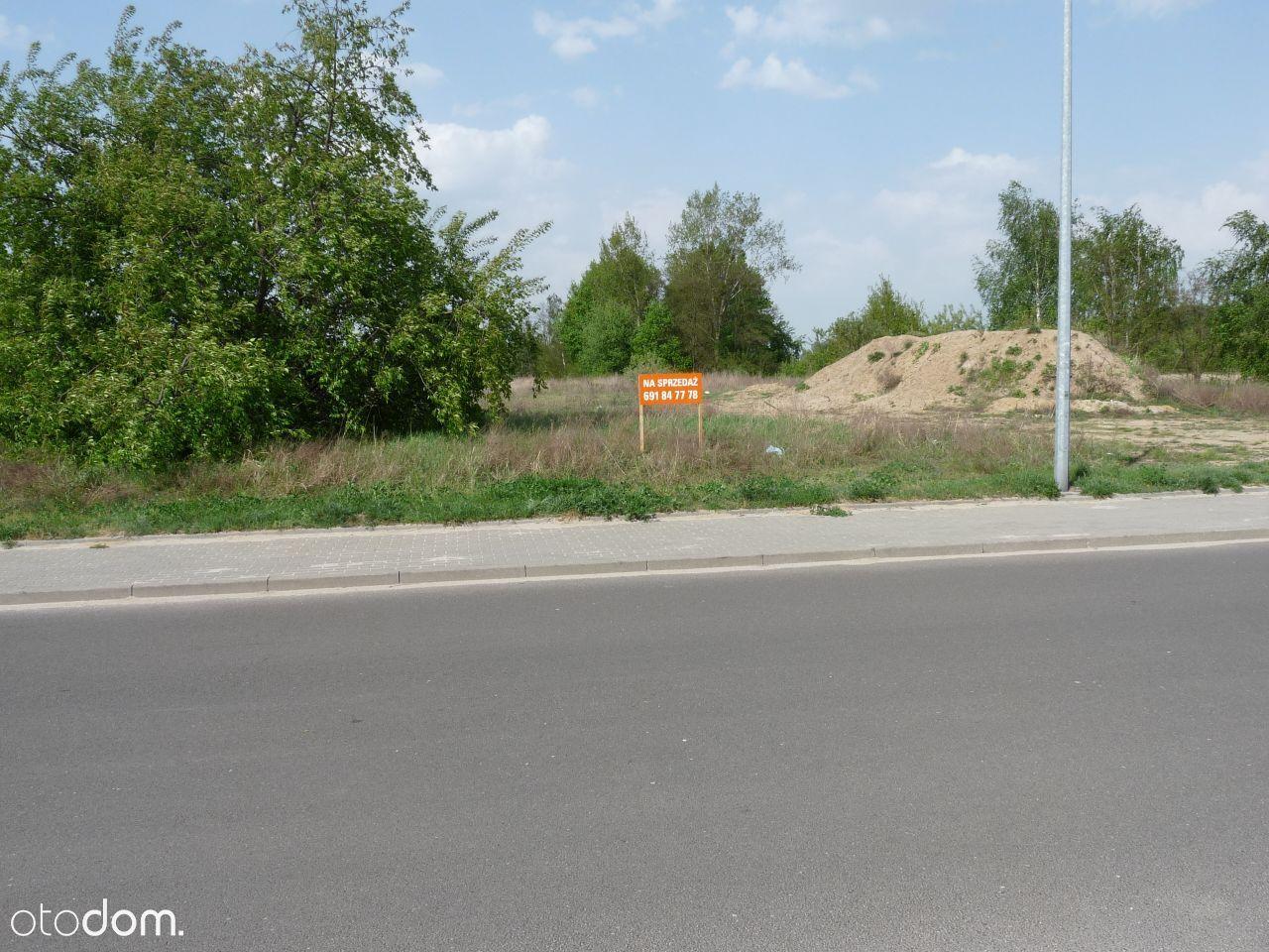Działka budowlana; Konin - oś. Chorzeń