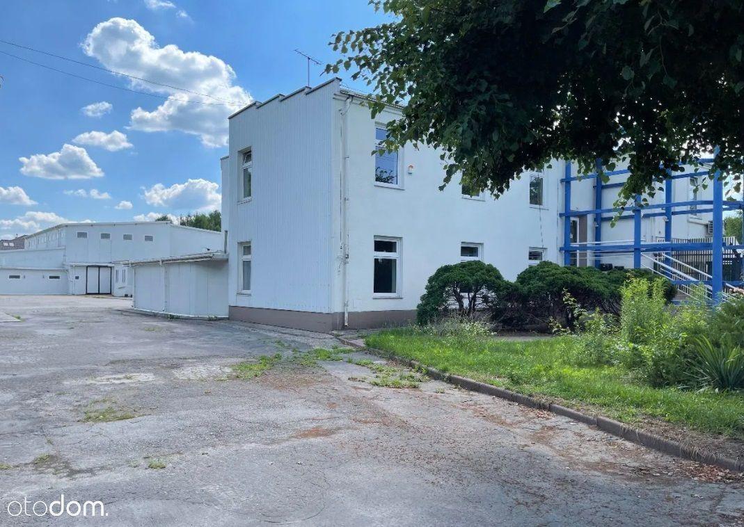 Lokal użytkowy, 4 137 m², Michałowice