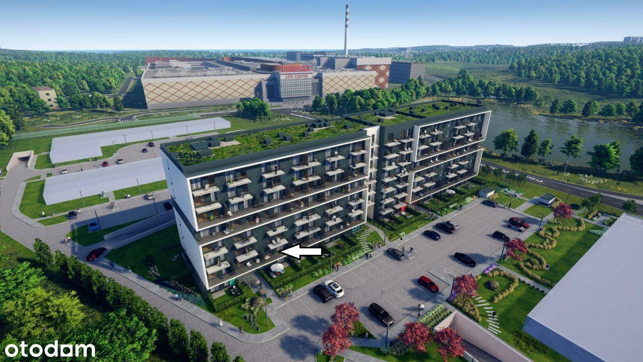 GOTOWE na Listopad 2021/ Bonarka/ Podgórze 46m2