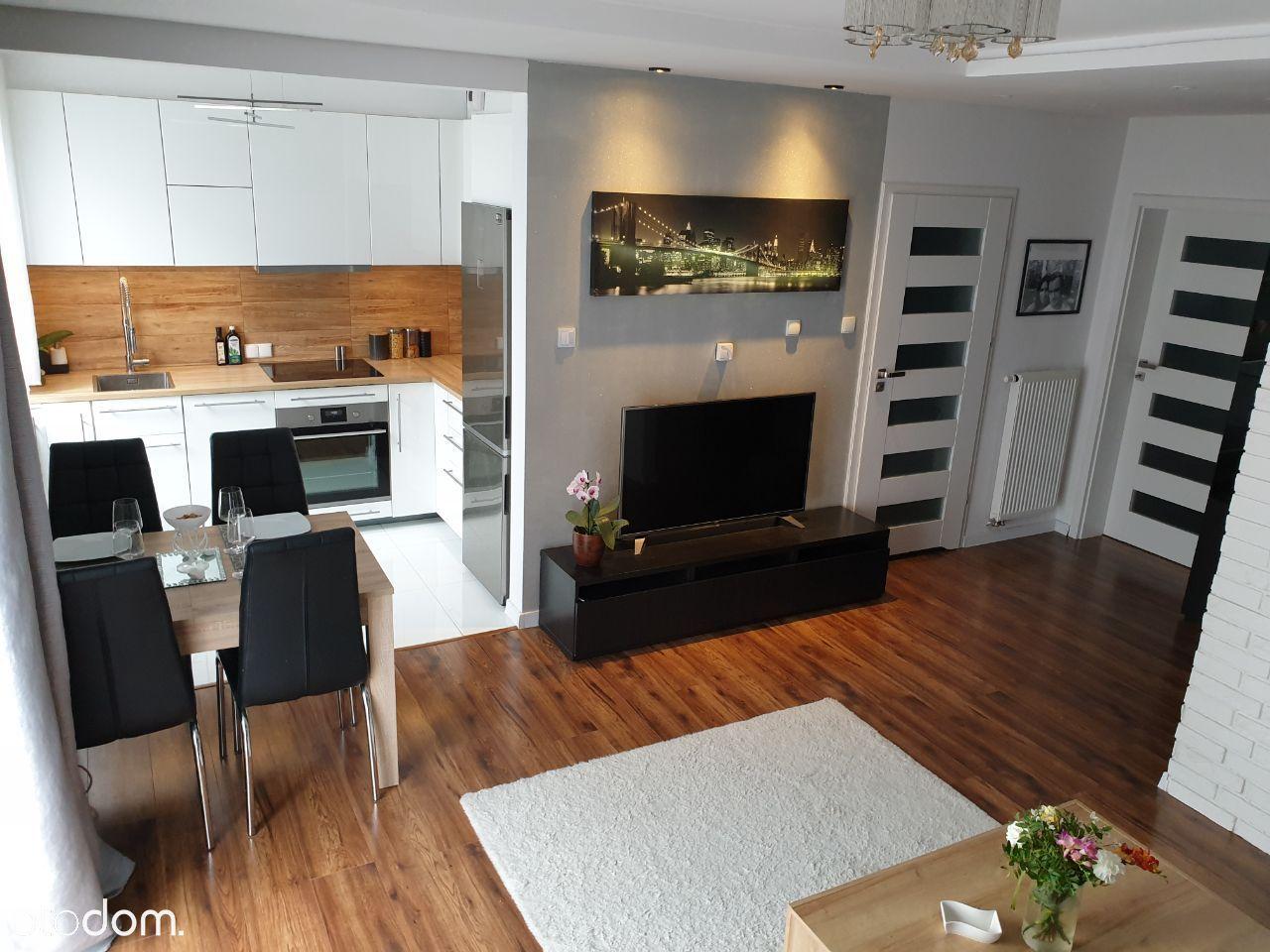 Mieszkanie 2 pokojowe Branskiego 50 m parter