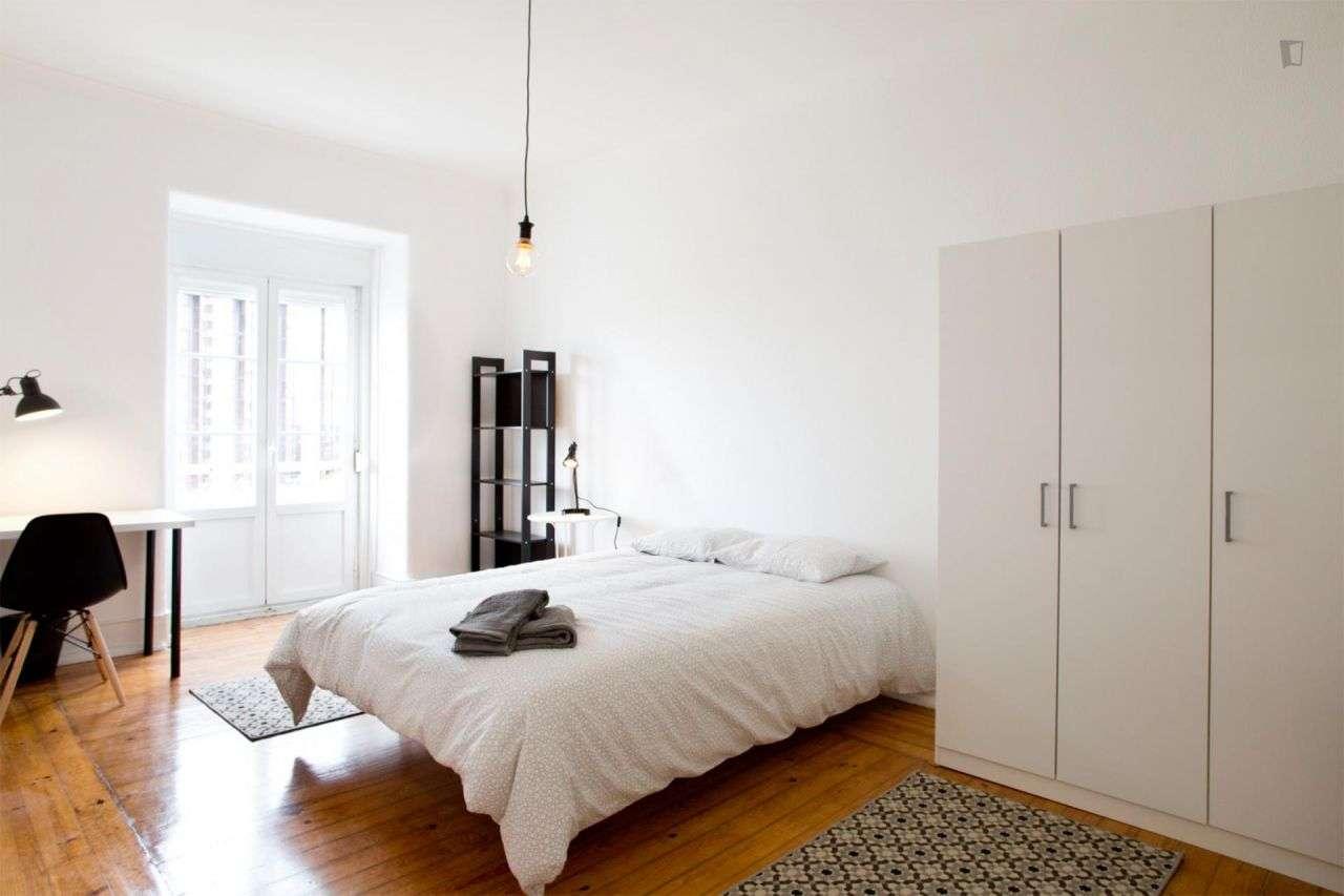Quarto para arrendar, Areeiro, Lisboa - Foto 3