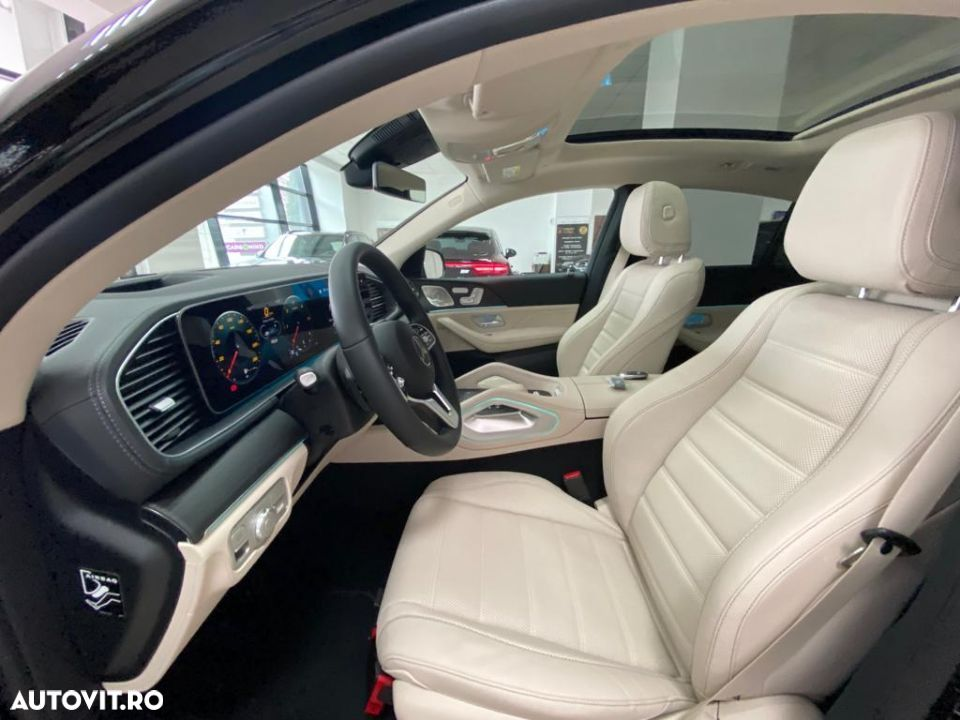 Mercedes-Benz GLE Coupe 400 - 30