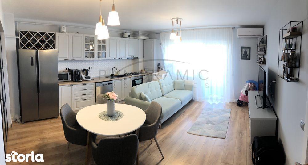 Apartament 3 camere, 60 mp, zona Leroy Melrlin Marasti