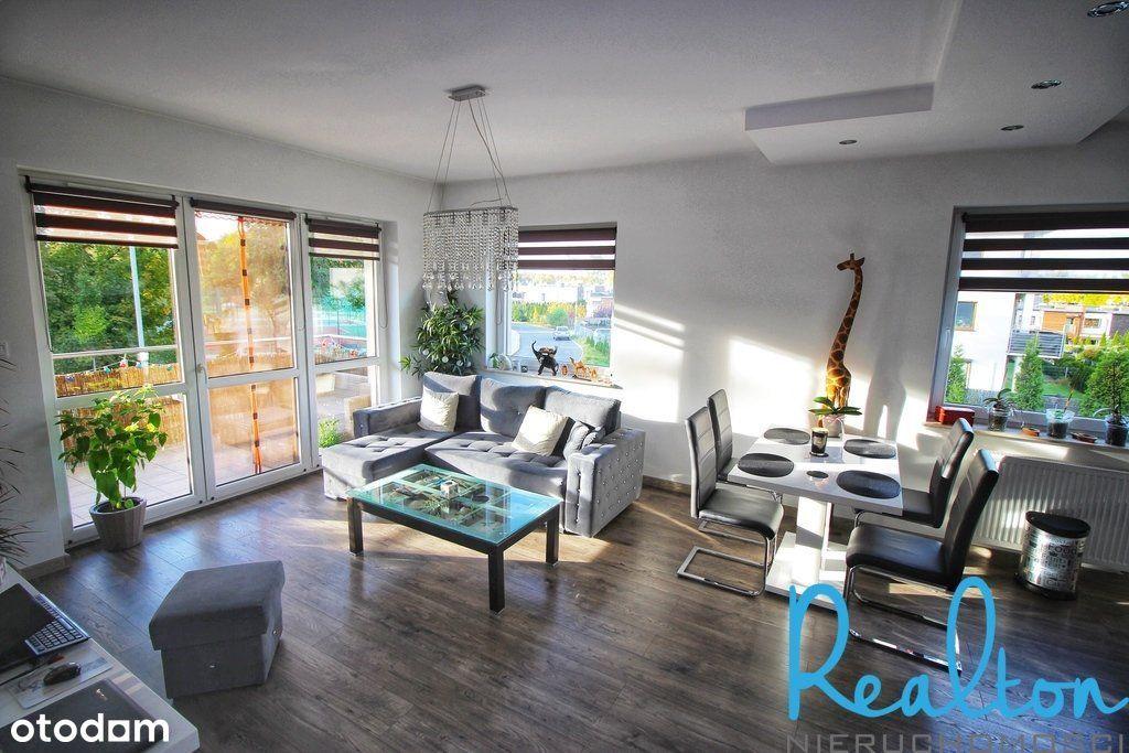 Słoneczny apartament*wysoki standard*umeblowane