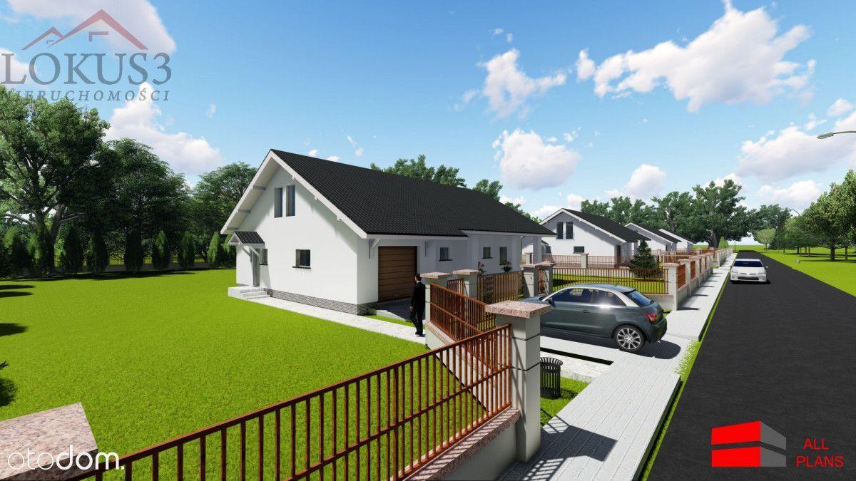 Nowy Dom jednorodzinny 127m2 w Złoczewie
