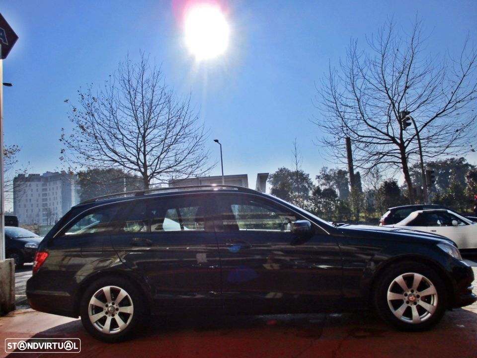Mercedes-Benz C 200 CDi Classic BE Aut. - 5