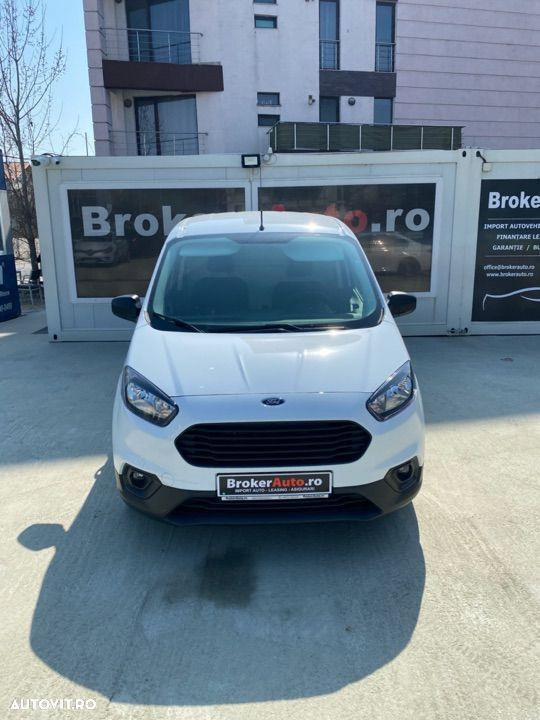 Ford TRANSIT COURIER - 11