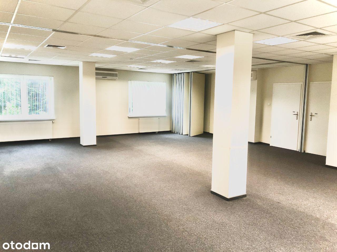 Wynajmę nowoczesne biuro w centrum Piaseczna