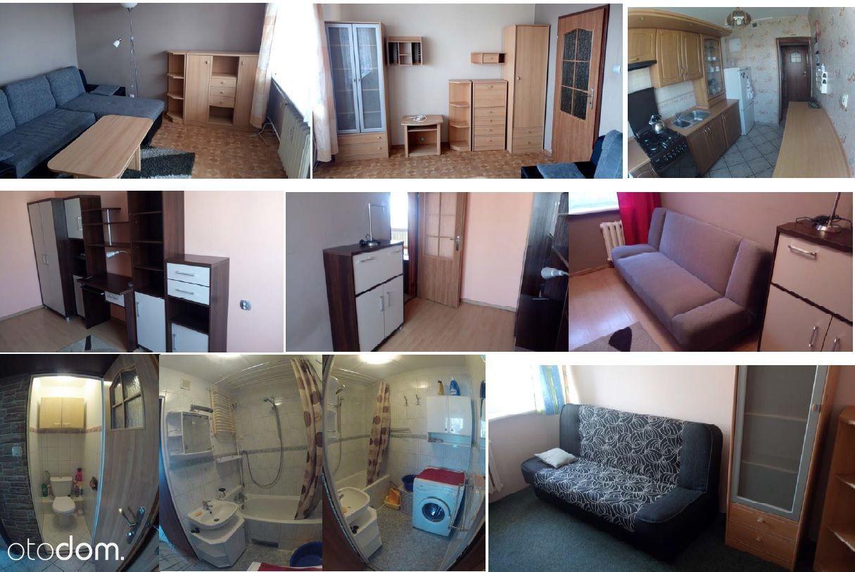 Wynajmę mieszkanie śródmieście 56 m2 - rozkładowe