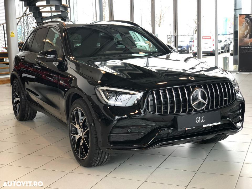 Mercedes-Benz GLC AMG - 6
