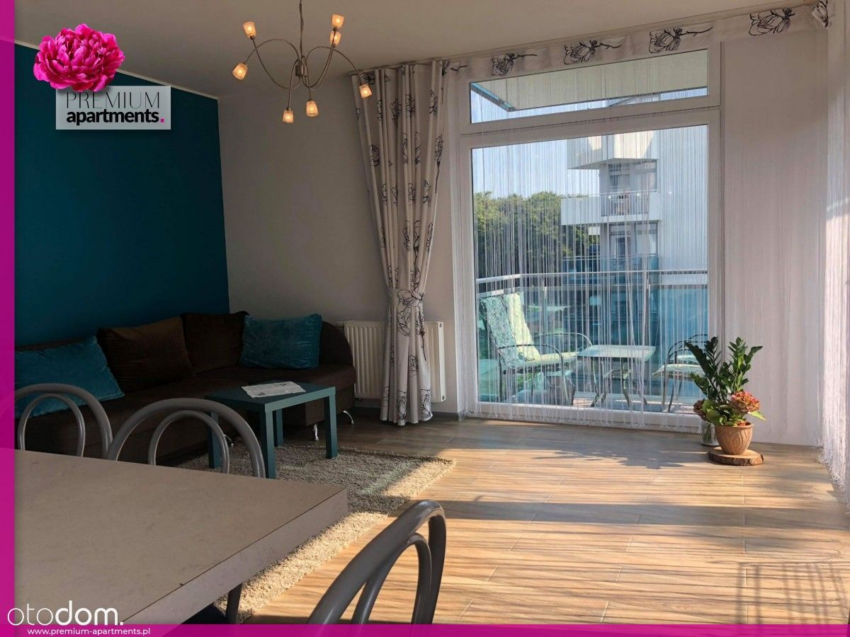 3-pok mieszkanie z tarasem, Apartamenty na Polanie