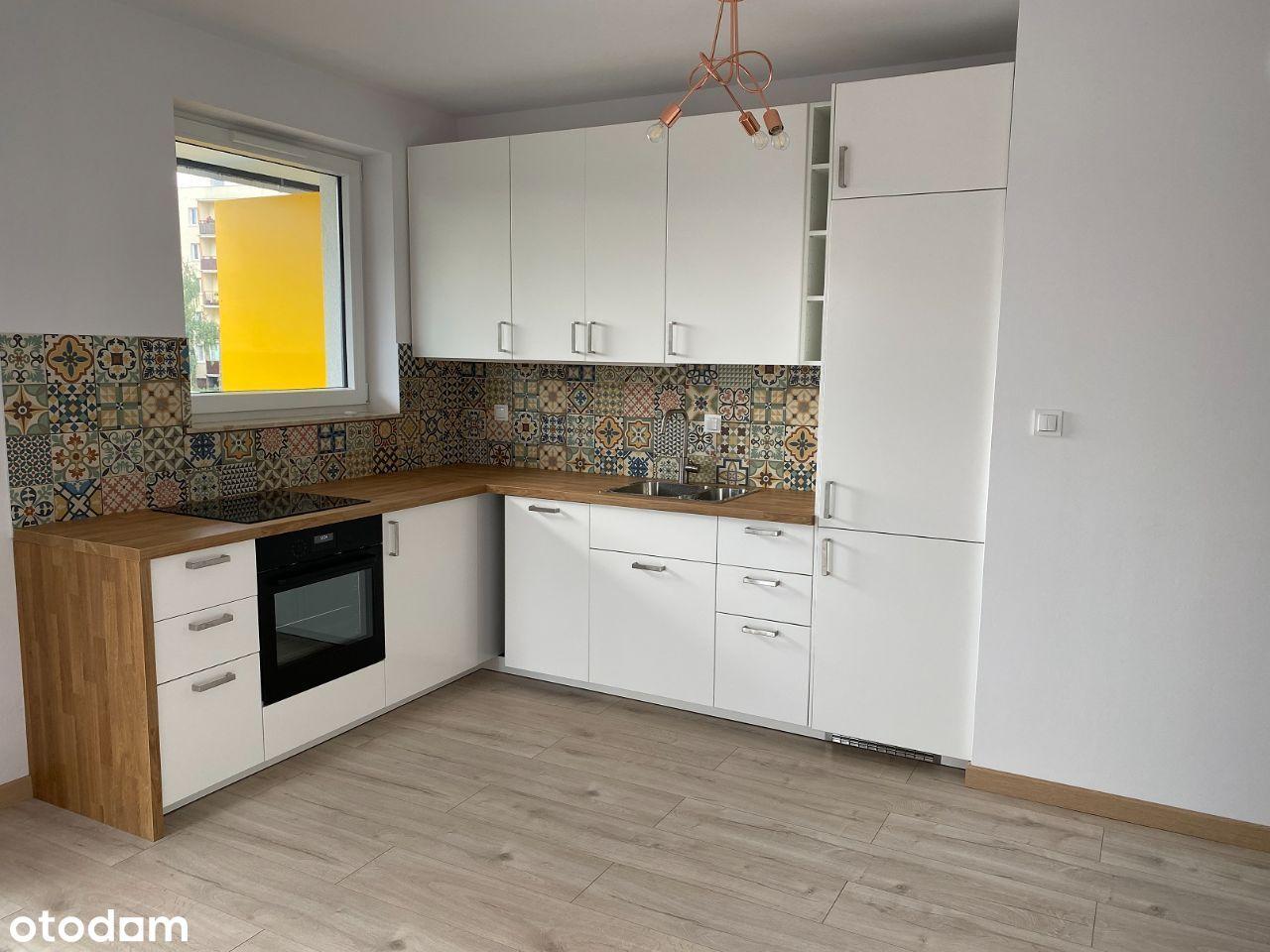 Okazja! Nowe mieszkanie z dużą loggią! 56m2+32m2