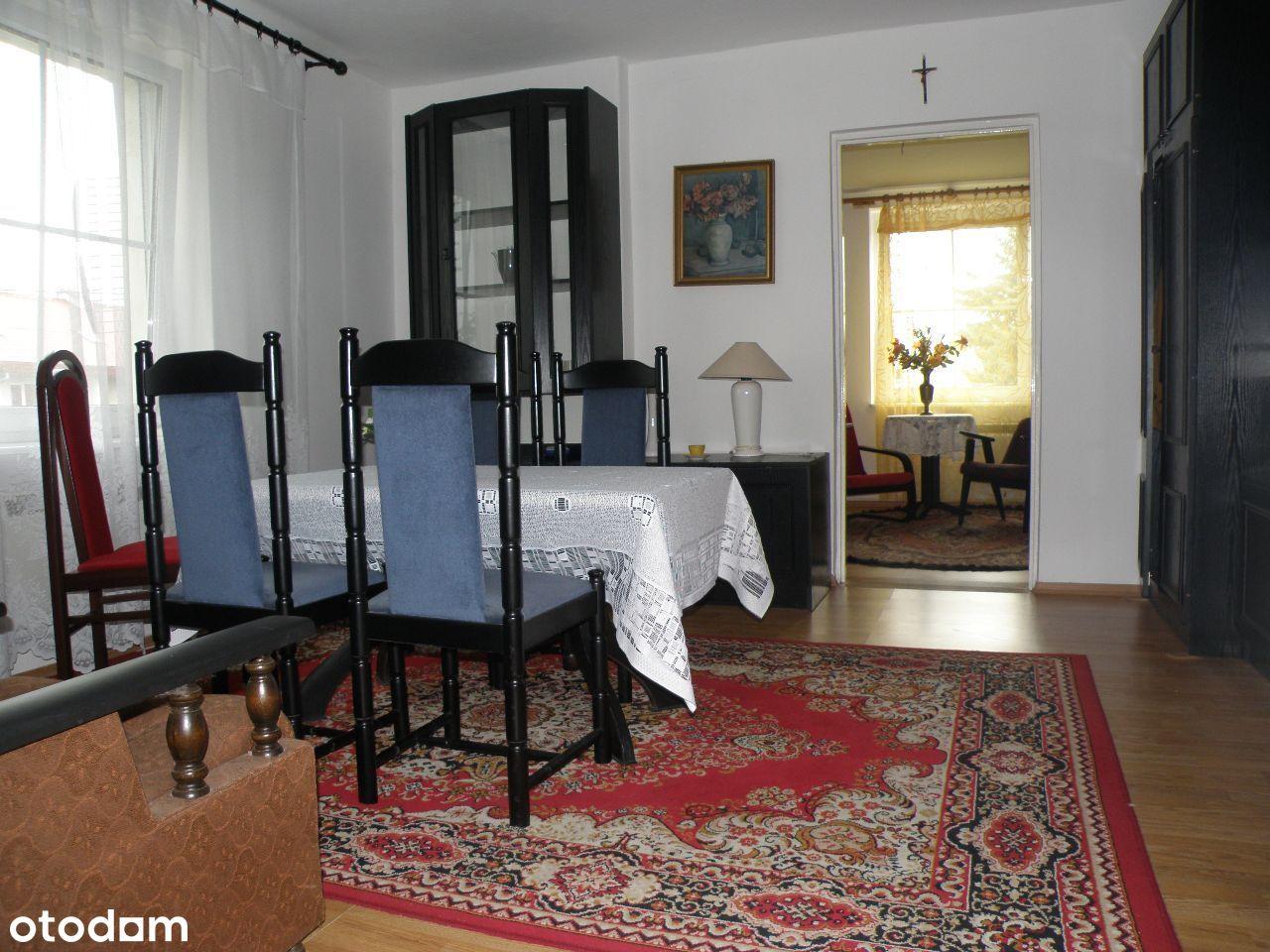 Pół domu mieszkalnego w cenie mieszkania