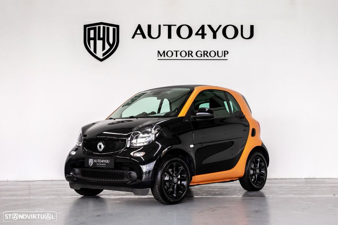 Smart ForTwo Coupé 71 Aut. - 1