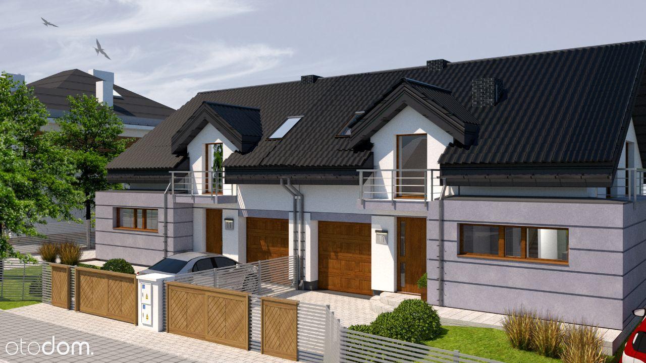 Dom w zabudowie bliźniaczej Kielce